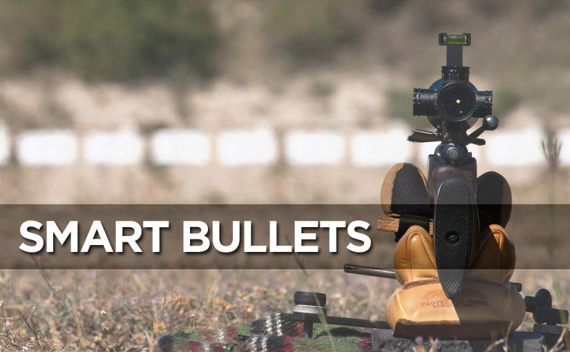 DARPA's Self-Steering Bullets