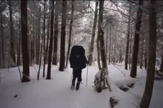 Appalachian Trail -The 3.5 minute thru-hikeScreencap
