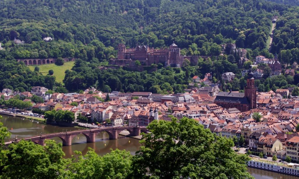 Kurztrip nach Heidelberg