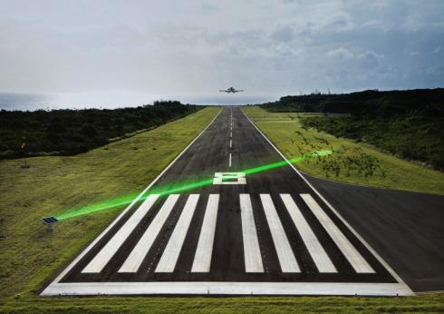Aerolaser - Der Anti-Vogel-Laser