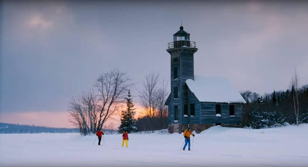 Nationalparks adventure Trailer Screencap1
