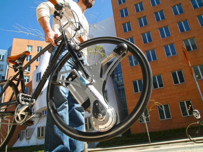 Geo Orbital Wheel - Verwandle dein Rad in 60 Sekunden in ein E-Bike