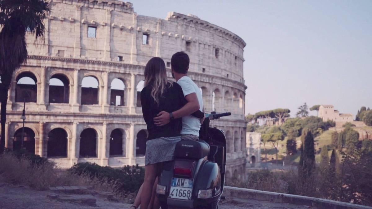 Rom durch die Augen eines Römers