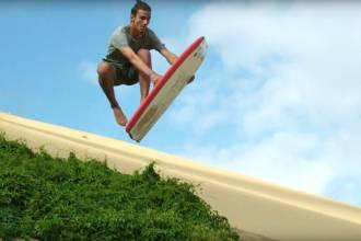 Sandboarding Supertramp style Screencap 1