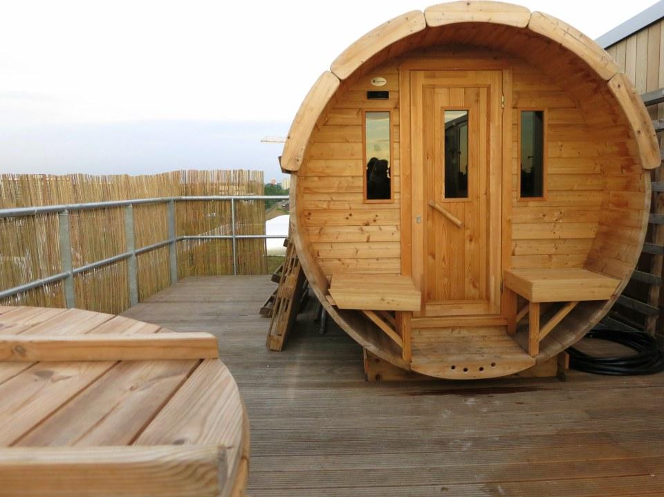 volkshotel sauna