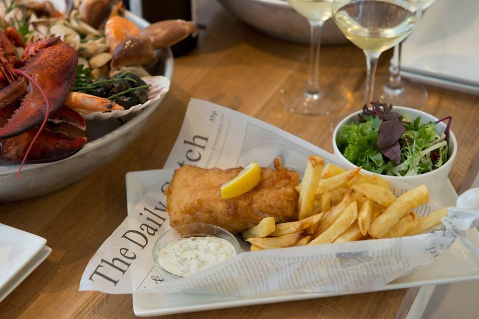 The seafood bar amsterdam restaurants awesome amsterdam for Seafood bar van baerlestraat