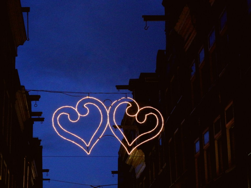 Amsterdam Valentines Day Guide - ideas for a romantic day in Amsterdam.
