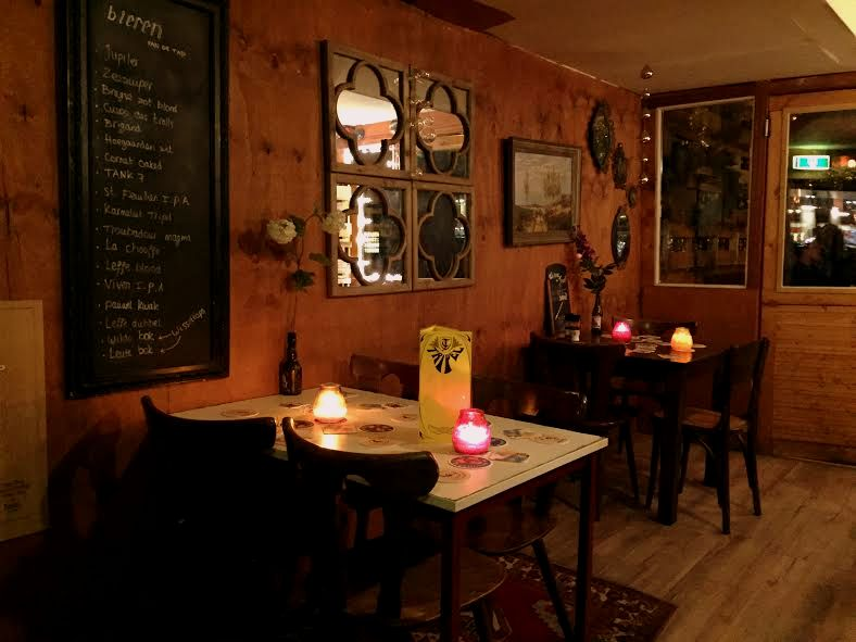 Visit one of our favorite Belgian beer bars in Amsterdam - Tripel