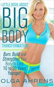 Little Book About Big Body Transformation ebook cover