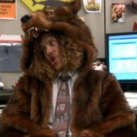 Bear Coat for Workaholics