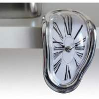 Dali's Melting Clock
