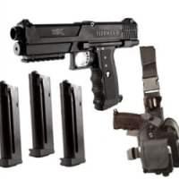 68 Caliber Deluxe Paintball Pistol