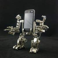 Mech Phone Holder