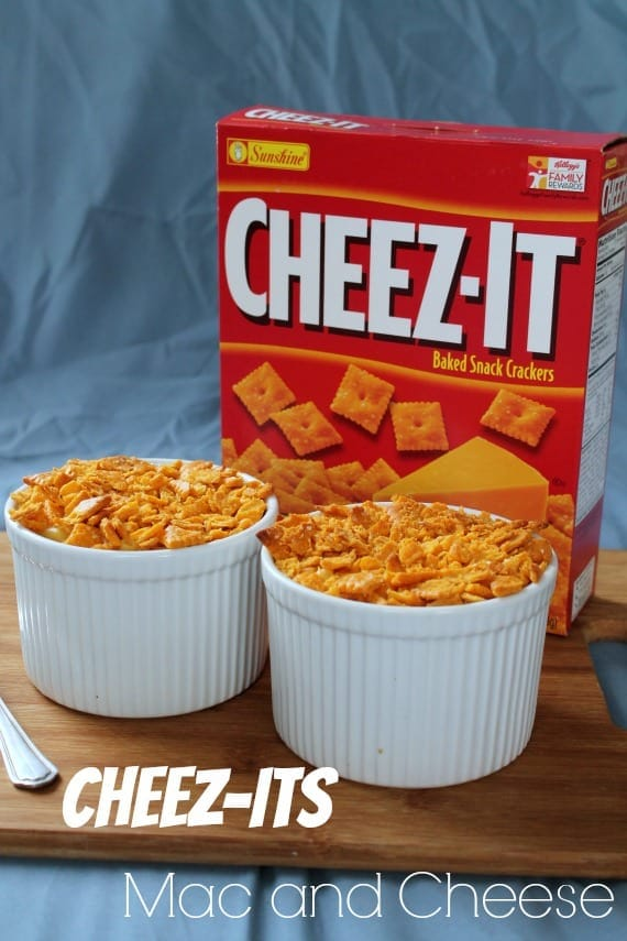 Cheez-Its Mac and Cheese
