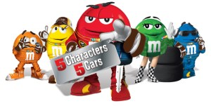 Win a Toyota from M&M's Racing