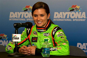 Danica Patrick's Appearances and Richmond Run