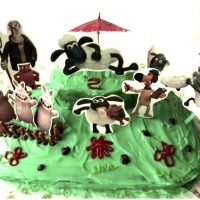 The DIY Shaun the Sheep Birthday Party