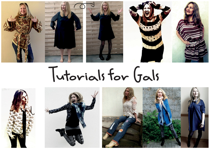Tutorials for Gals