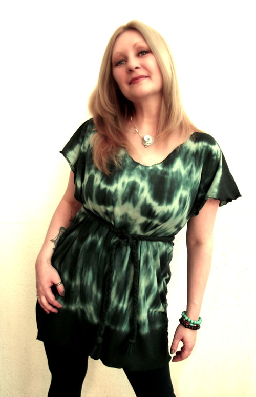 The Bewitched Bedsheet Tunic