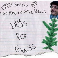 Last Minute Makes: DIY Gifts for dudes