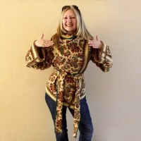 The (DIY) Brocade Blanket Coat