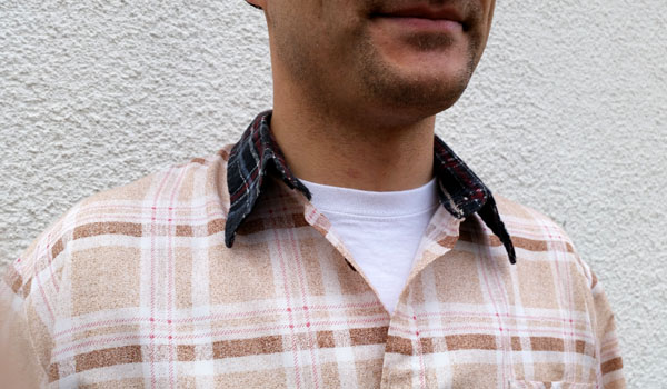 The quick collar refashion: a diy for guys