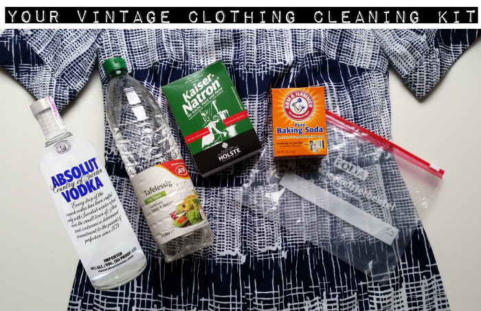 my top tips for cleaning vintage clothing confessions of