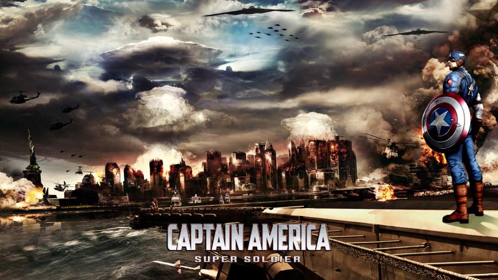 Captain America Wallpapers   (3/6)