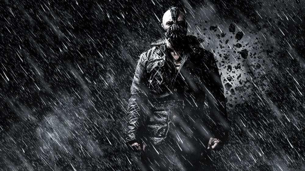 The Dark Knight Rises Wallpaper Set (4/6)
