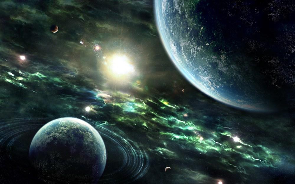 Space/Fantasy Wallpaper Set 4 (2/6)