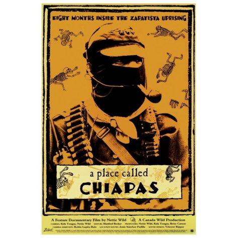 Poster do filme Um Lugar Chamado Chiapas