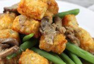 Tator Tot Not Dish (vegan, gluten free)
