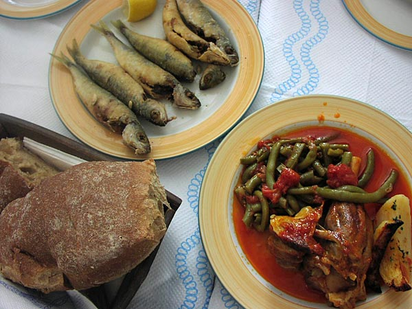 Santorini-restaurant