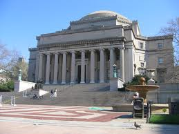 Columbia University, where Ike practiced being presidential between WW2 and his election in 1952