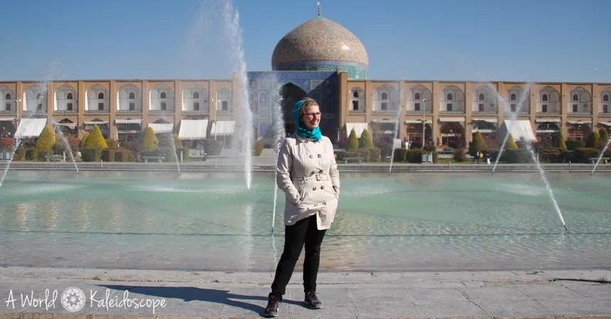Im Iran reisen als Frau: Das Kreuz mit der islamischen Kleiderordnung