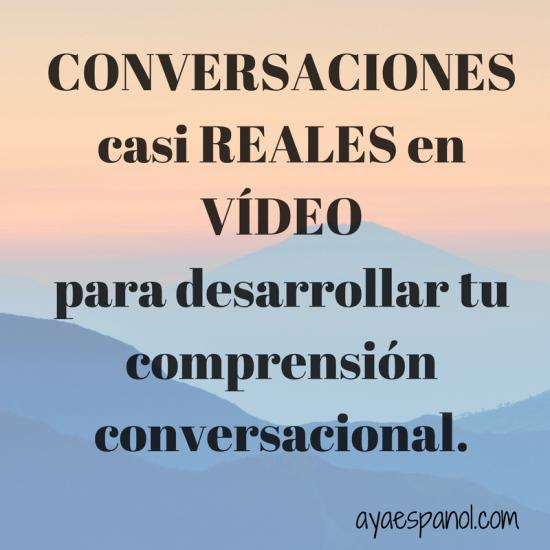 Conversaciones-semi-reales