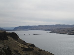 BRIDGE TO VANTAGE, WA.