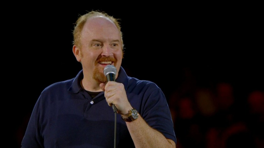 Sometimes voice actors have to, as Louis CK says,