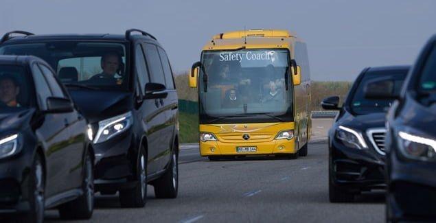 sistem Keselamatan bus