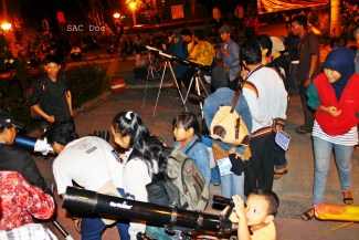 Surabaya Astronomy Club - Ayorek Networks