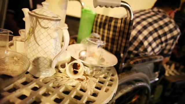 Arab coffee kopi arab Surabaya