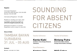 SoundingForAbsentCitizen