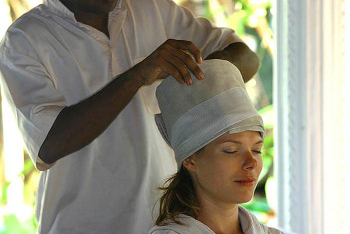 Ayurvedic treatment Vasti