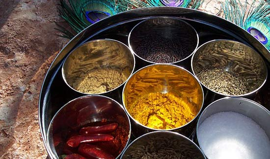 Ayurvedic herbs for cooking