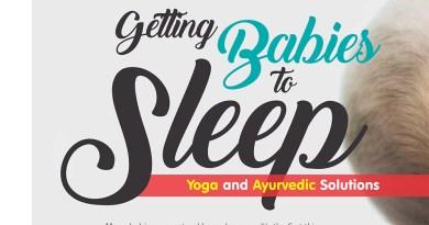 Getting Babies to Sleep
