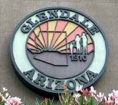 Glendale Arizona seal of the City.
