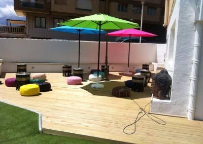 Bar-Lounge. El Cargadero Txiki