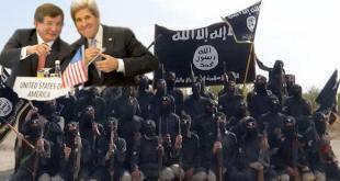 داعش، تركيا، اميركا، اوغلو وكيري.bmp
