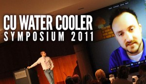 CU Water Cooler 2011 Symposium