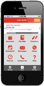 Vancity Mobile App